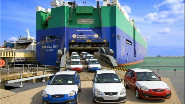 export car middle east